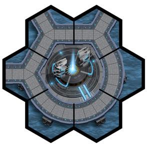 Game Board Detail: Core Housing