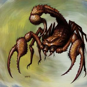 Gaming Card: Scorpion
