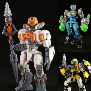 Mechanaut Heroes