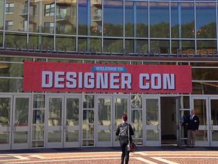 Designer Con 2015 recap