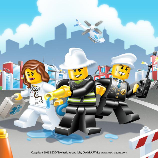 LEGO City: Heroes