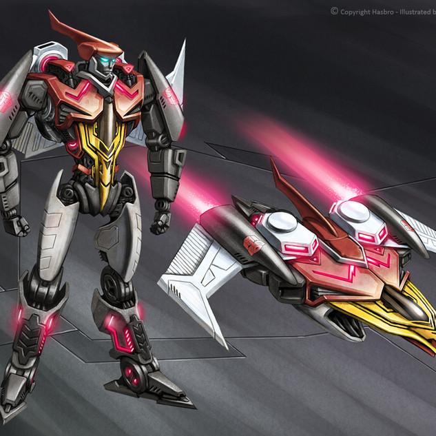 Transformers WFC Swoop