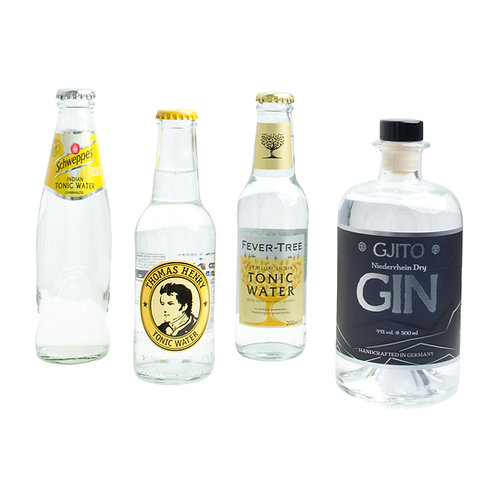 GJITO Dry Gin - COCKTAIL DRINK PROBIERSET