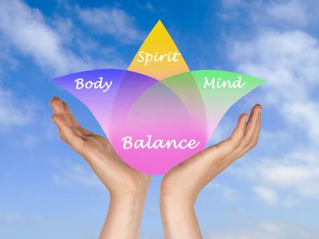 Energise Nurture Balance Event