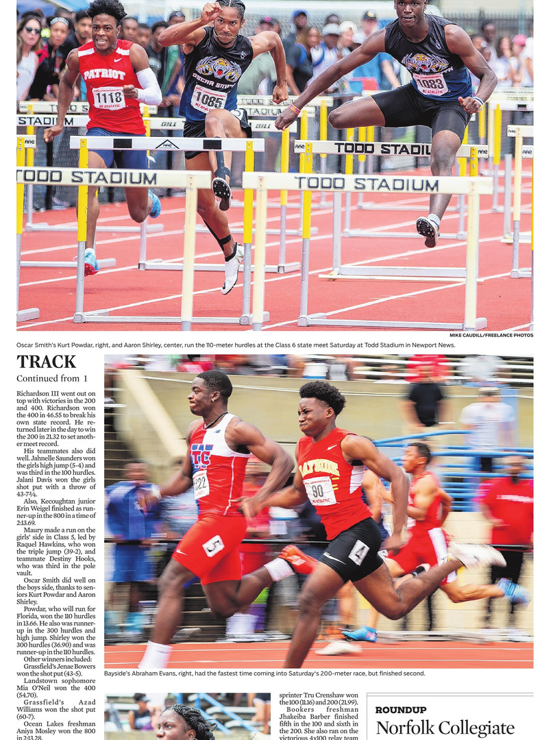 Daily Press Track