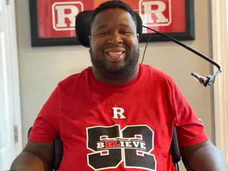 Episode 4: Eric LeGrand Continues To Inspire With LeGrand Coffee House, Team LeGrand & Shop 52