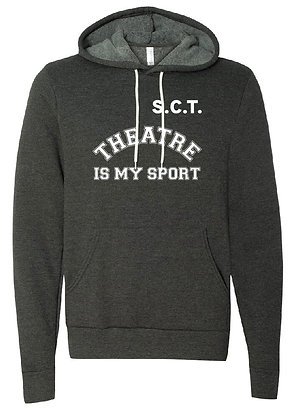 Theatre is my Sport Hoodie - YOUTH