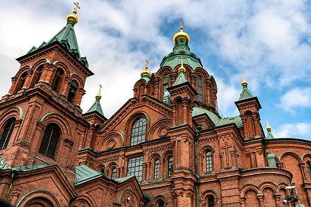 uspensky cathedral helsinki
