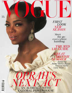 Oprah cover of Vogue, Loop Jewelry