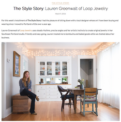 S+S - Style Story: Loop Jewelry
