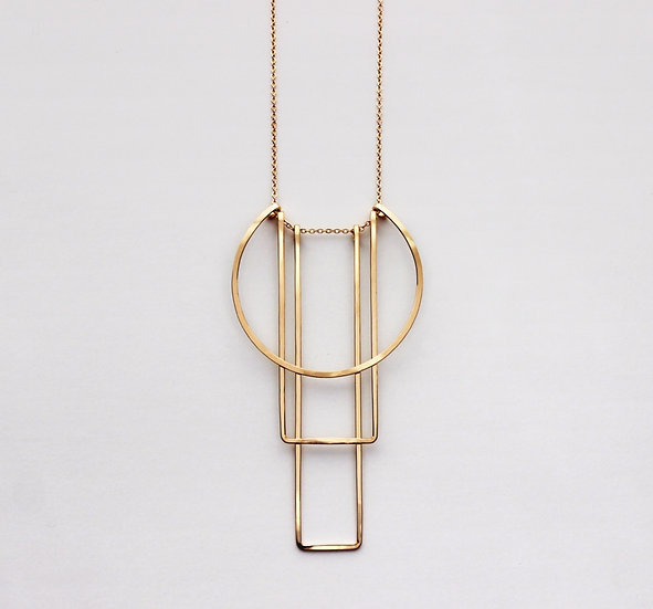Full Deco Necklace