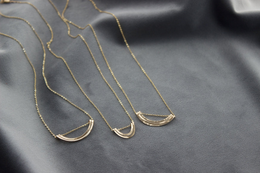 L.Greenwalt Jewelry, formerly known as Loop Jewelry incorporates modern and architectural design to make unique statement pieces to compliment your style and your spirit.