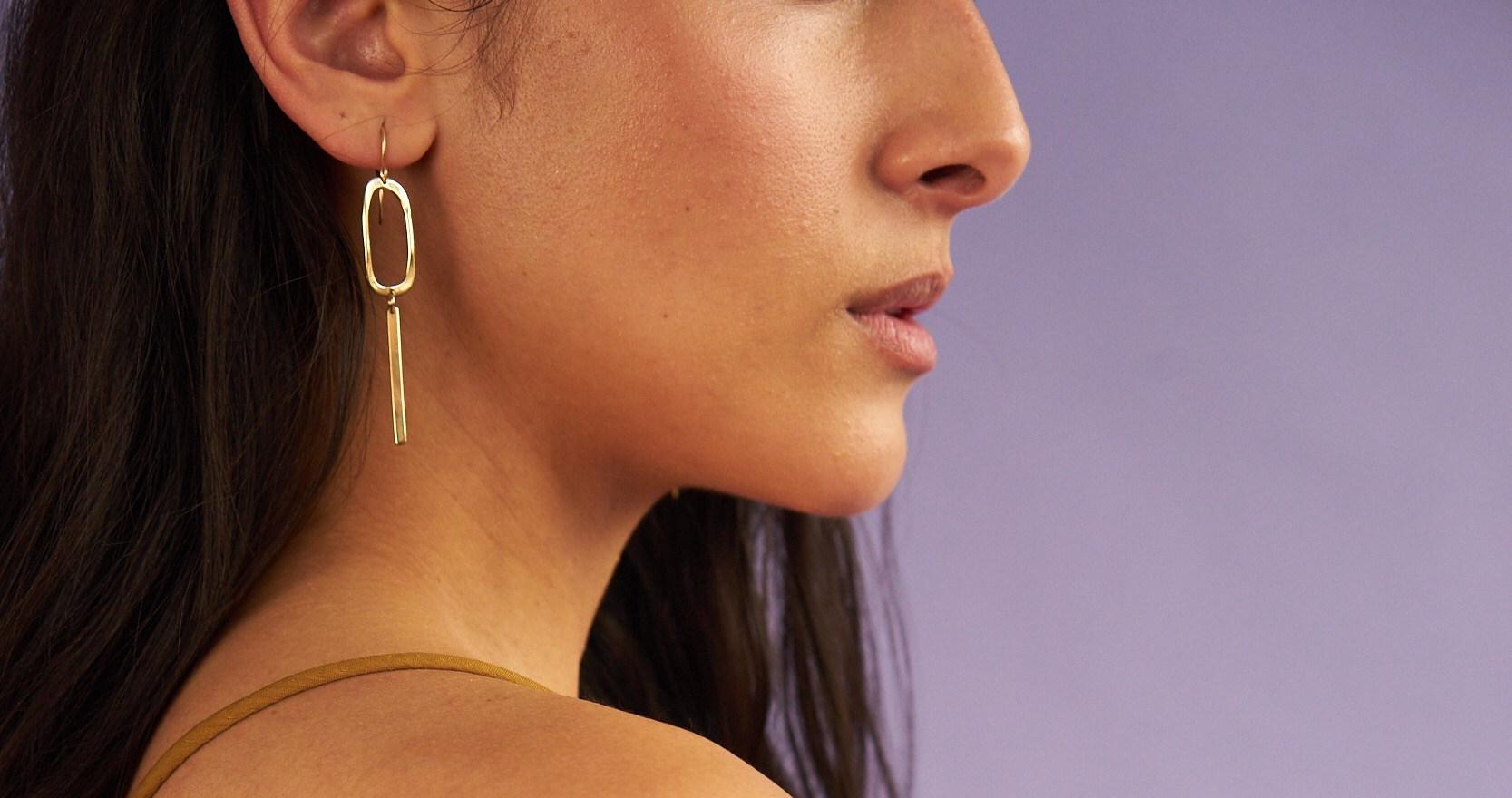 Loligo Earrings