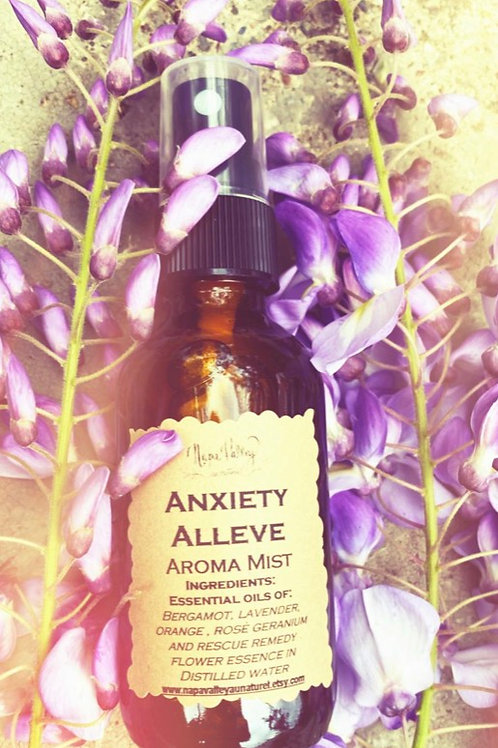 Anxiety Alleve Aroma Mist