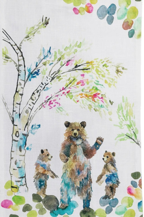 Tea Towels-Bears