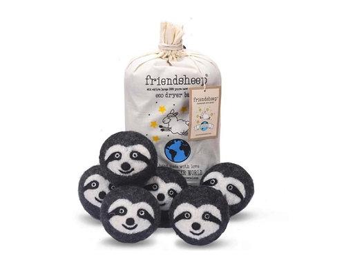 Sloth Squade Eco Dryer Balls