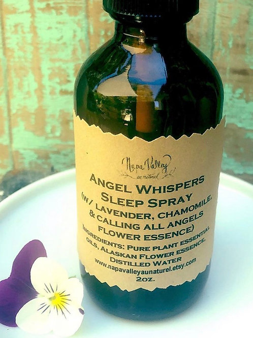 Angel Whispers Sleep Spray