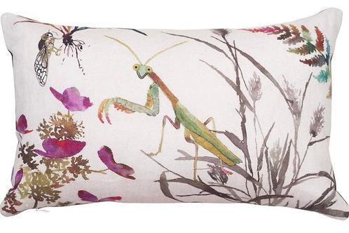 Pillow- Praying Mantis