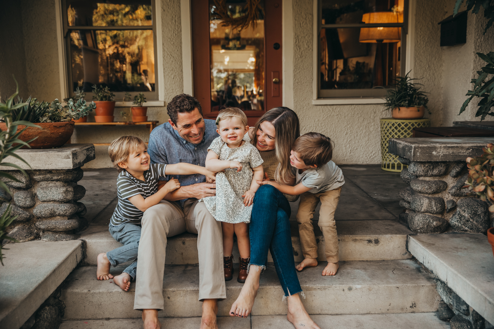 Katie family (1 of 8)