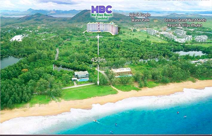 Mai Khao Beach Condotel