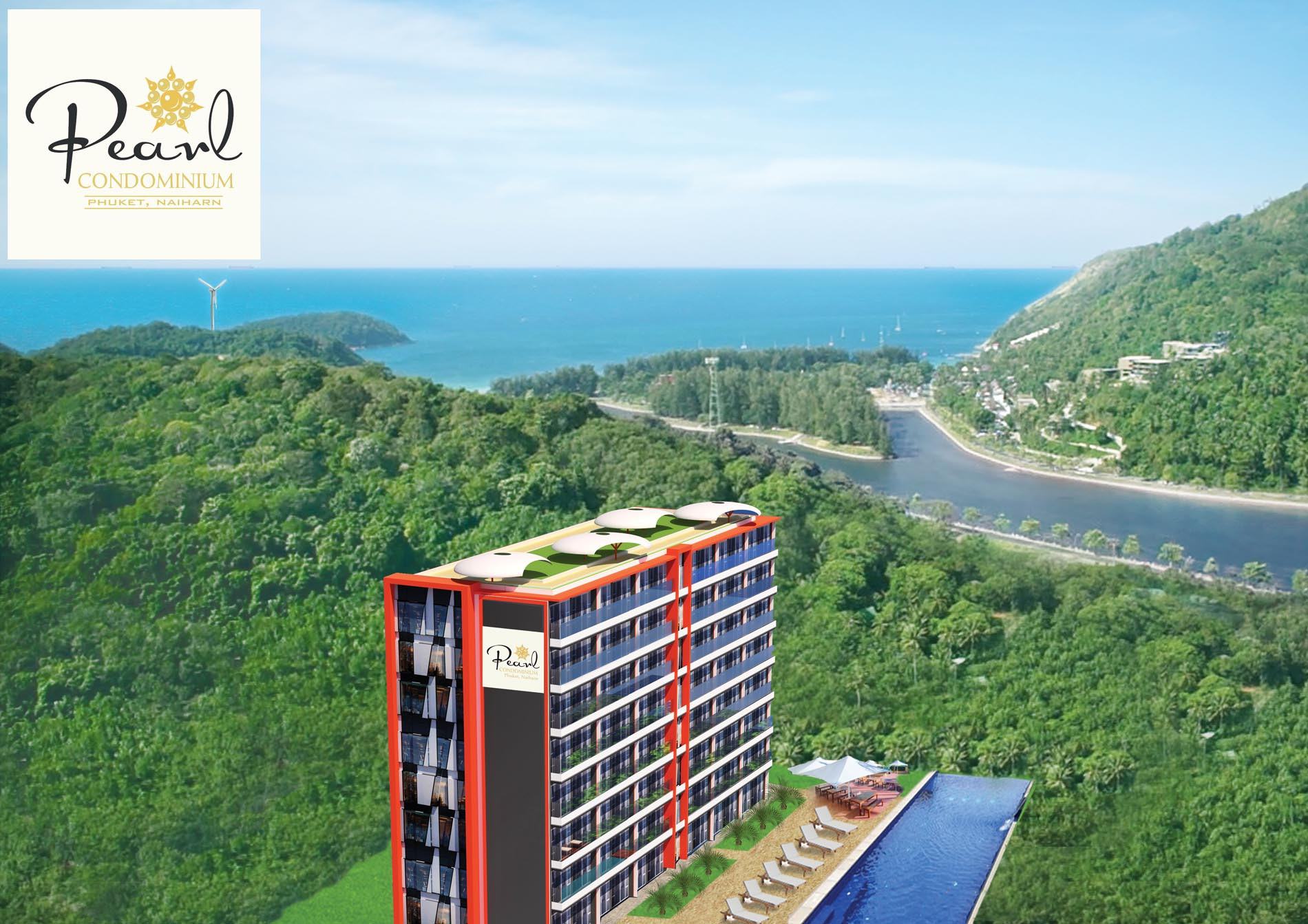 Pearl Condominium at Naiharn Beach