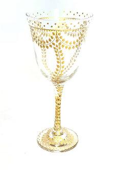 Taça Jasmim - Provence e Gold Atacado - Ref.:60001-A