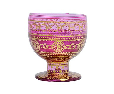 Taça Sobremesa - Etrusca - Ref.:43006