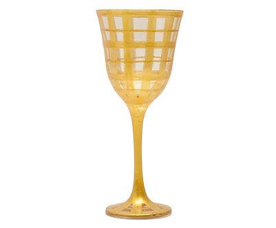 Taça Jasmim - Gold & Silver Provence - Ref.:29001