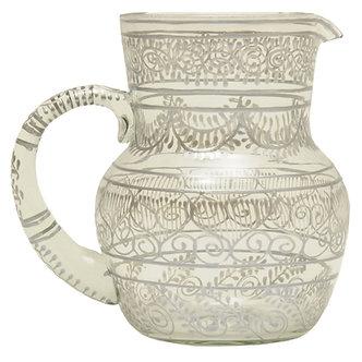 Jarra Pichorra - Gold & Silver Indiana - Ref.:11022-15