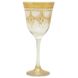 Taça Jasmim - Gold & Silver Princess Summer Atacado - Ref.:22001-A