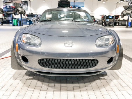Differential Swap from an RX8 to an MX5