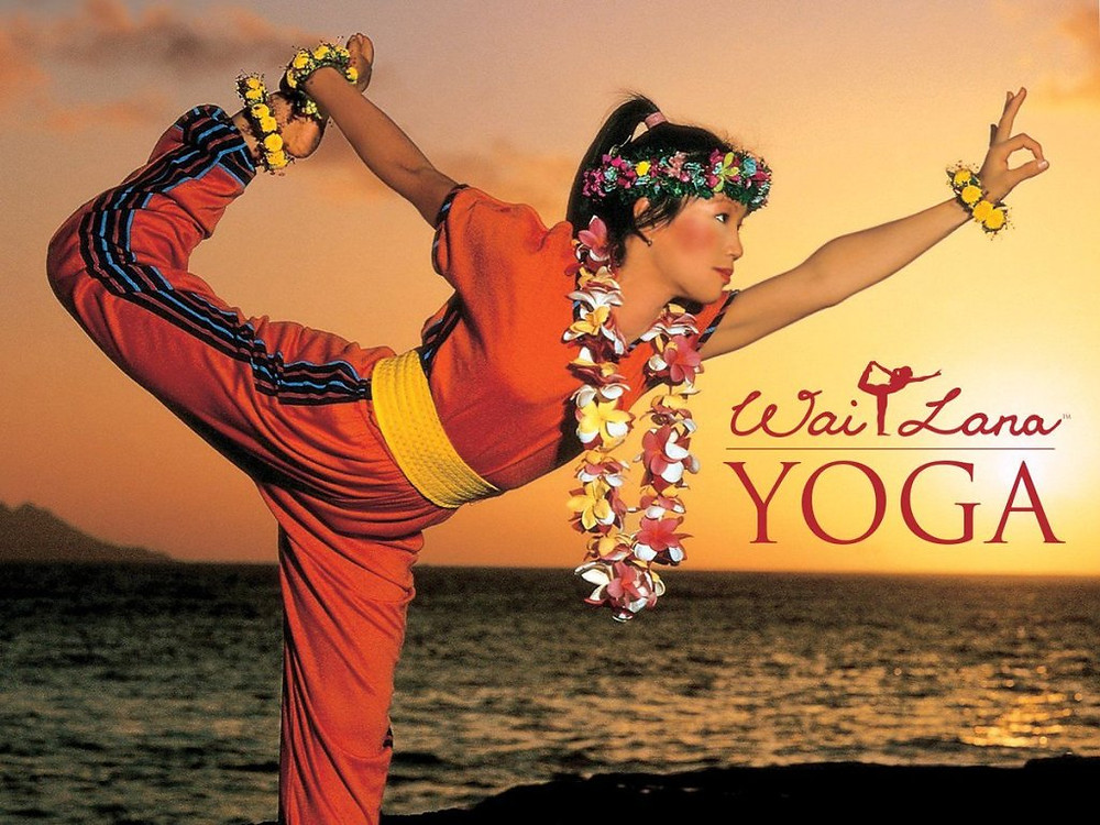 Wai Lana yoga, best home yoga program