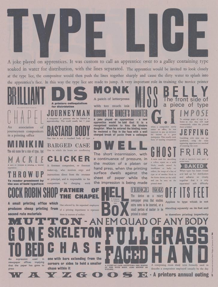 Type Lice