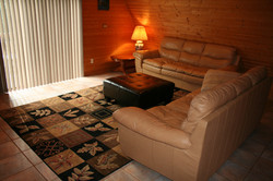 Living Room with Sleeper Sofas
