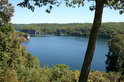 Summersville Lake Lookout Point