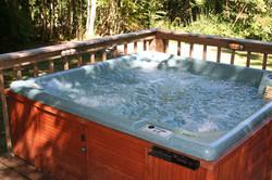 Six Person Hot Tub