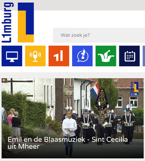 Emil en de Blaasmuziek - Sint Cecilia uit Mheer.