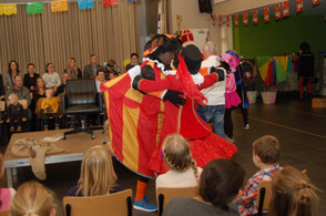 Sinterklaas in Eckelrade