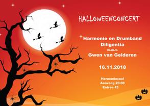 Halloweenconcert 16.11.2018