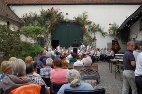 Zomeravondconcert hoeve Rozenhof zaterdag 30 juni.