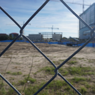 Construction in Parramore