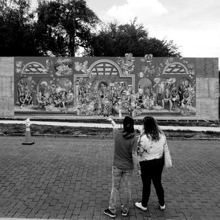 Pulse Memorial Mural