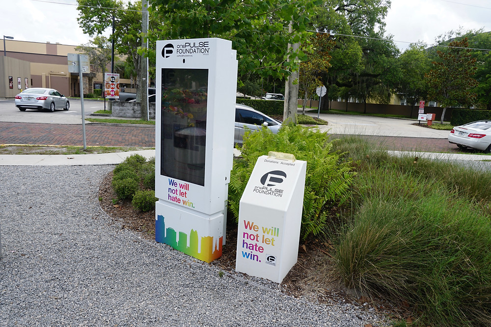 Pulse donation box 2019