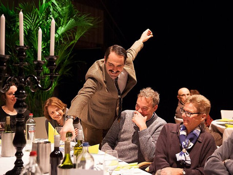 Faulty Towers: The Dining Experience - 120 minutes without interval