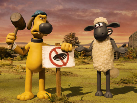 A Shaun the Sheep Movie: Farmageddon (G) - 87 minutes