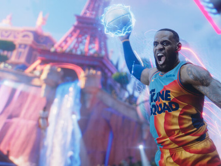 Space Jam: A New Legacy (PG) - 116 minutes