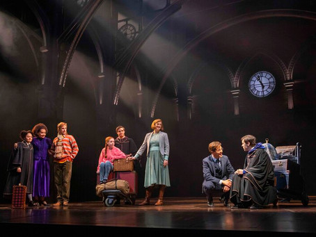 Harry Potter and the Cursed Child Part I and Part II (Princess Theatre)