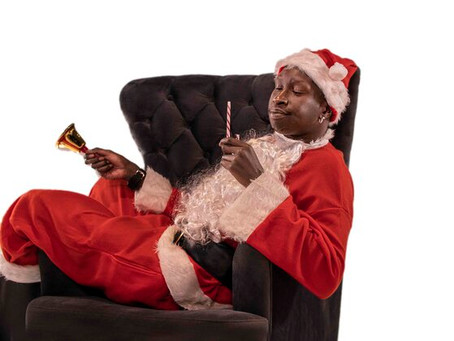 Black Santa (Fad Gallery) - 40 minutes without interval
