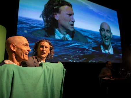 Umbilical Brothers' The Distraction (Arts Centre Melbourne) - 60 minutes without interval