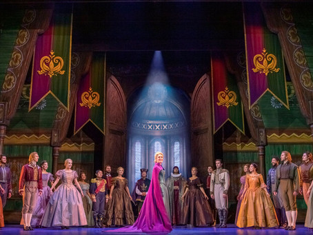 Frozen The Musical (Her Majesty's Theatre)